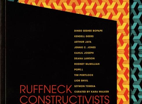 Tim Portlock in Ruffneck Constructivists