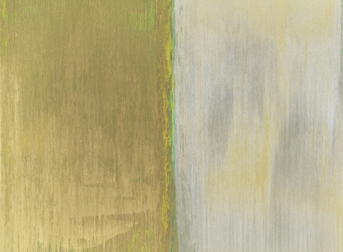 Pat Steir: Philadelphia Inquirer