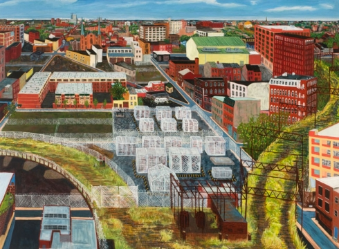 Locks Gallery Artists at PAFA