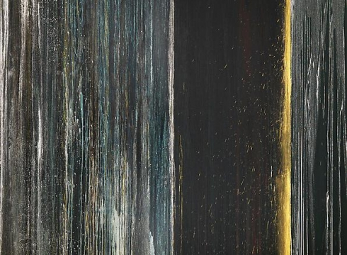 Pat Steir: The Brooklyn Rail