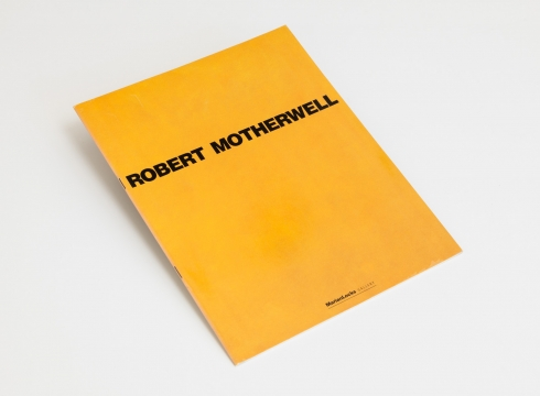 Robert Motherwell: Paintings