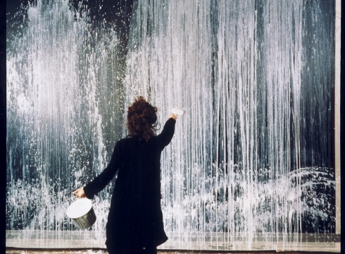 Screening of Pat Steir: Artist