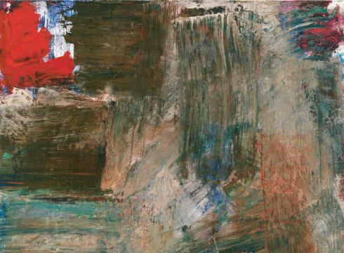 Louise Fishman: Art in America