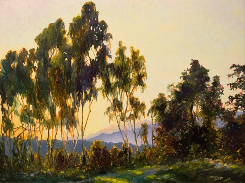 ROBIN GOWEN, Eucalyptus, 1997