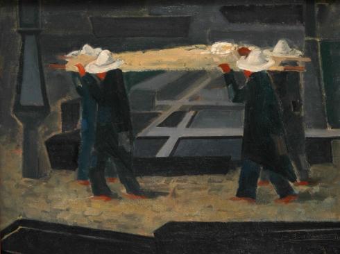 HANS BURKHARDT (1904-1994)