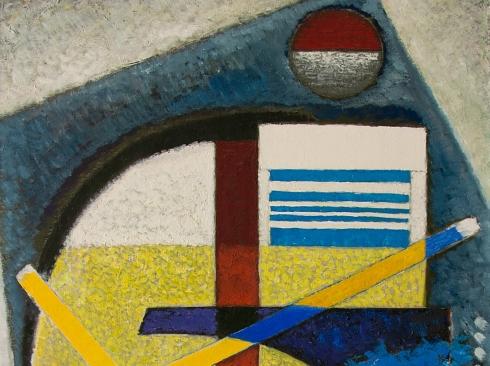 WERNER DREWES (1899-1985), Winter Solstice, 1979