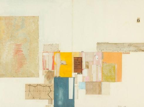 WILLIAM DOLE (1917-1983), Prospect, 1965