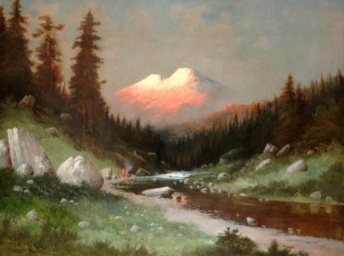 CARL HENRIK JONNEVOLD (1856-1955)