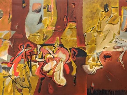 MICHAEL DVORTCSAK (1938-2019), Caravagesque, 1979