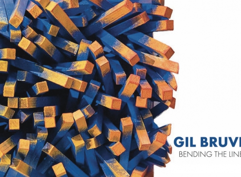 GIL BRUVEL: Bending the Lines