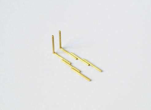1mm Earrings by Marc Monzo