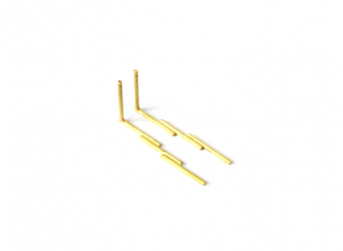 1mm Earrings by Marc Monzo