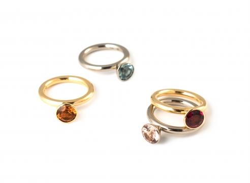 Rings by Batho Gündra