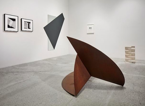 Concrete Remains: Postwar and Contemporary Art from Brazil  (as Tierney Gardarin Gallery)