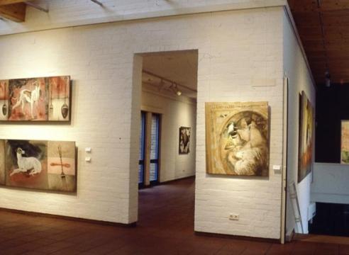 Brustprüfung - NY Paintings 1976 -1989