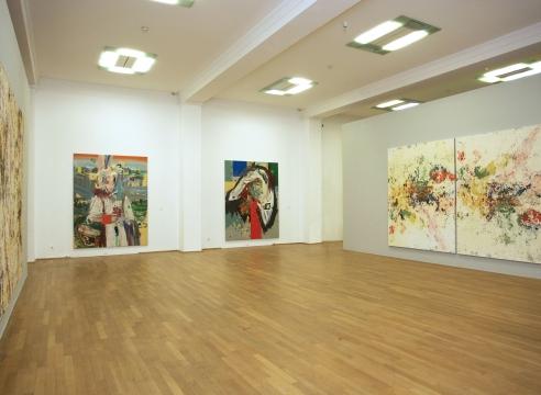 Kontact Paintings 1972 - 2012