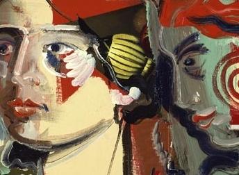 1983 - 1984 Lausanne Paintings