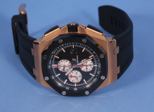 Audemars Piguet Royal Oak Offshore Chronograph !8 K