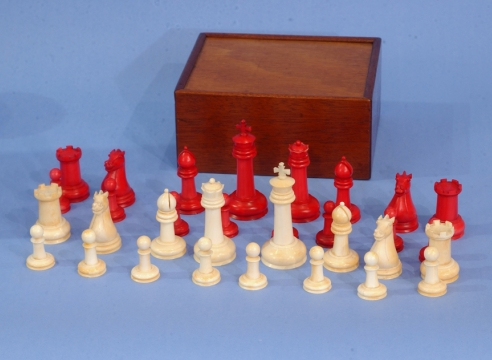 Ivory Chess Set