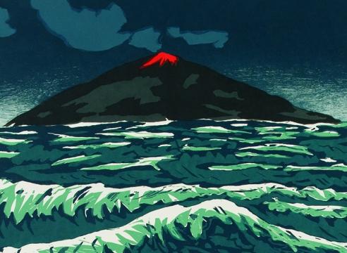 Richard Bosman: Death and The Sea