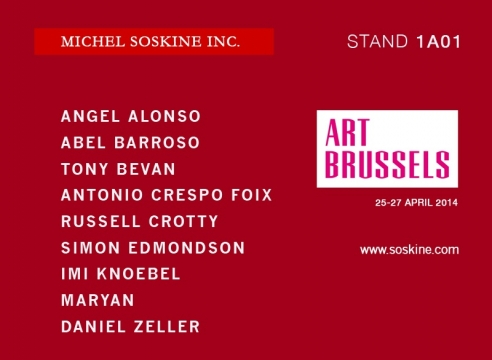 ART BRUSSELS 2014