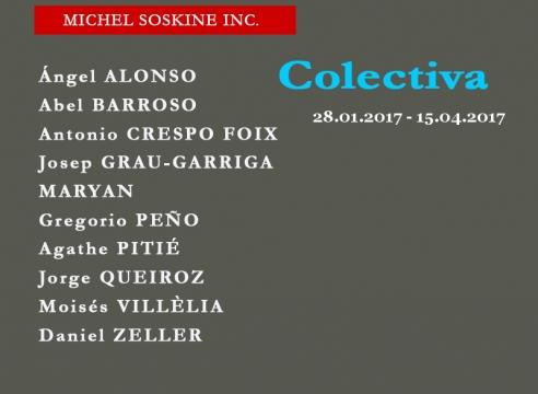COLECTIVA 28/01 - 15/04