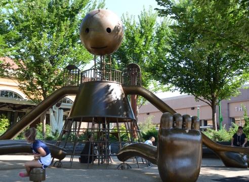 Big Girl Playground