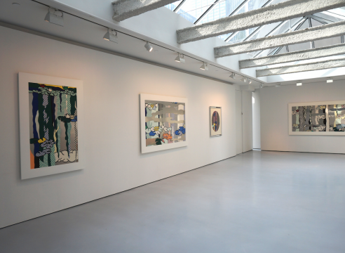 Roy Lichtenstein: Reflections on Pop & Water Lilies