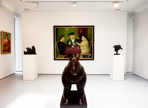 Fernando Botero: Beauty in Volume
