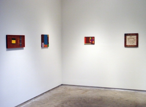 Roy Newell The Private Myth Carolina Nitsch Project Room