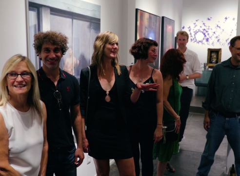 23rd Annual NO DEAD ARTISTS International Juried Exhibition