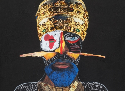 Negus_Onzie Norman_Jonathan Ferrara Gallery New Orleans