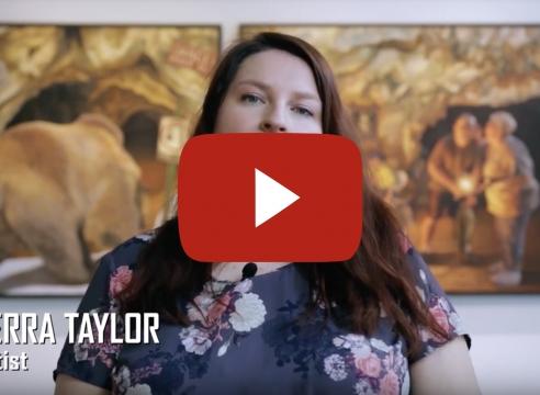 Kerra Taylor ||| Playfully Serious