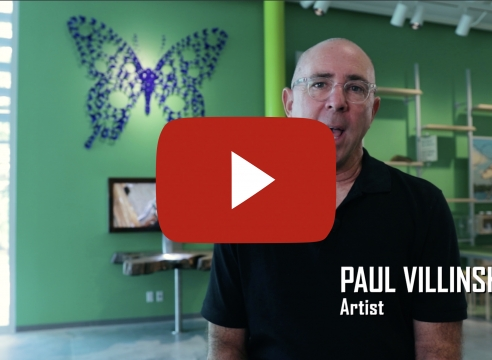 PAUL VILLINSKI ||| Louisiana Children's Museum Commission