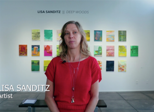 LISA SANDITZ ||| Deep Woods