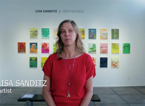 LISA SANDITZ ||| Deep Woods