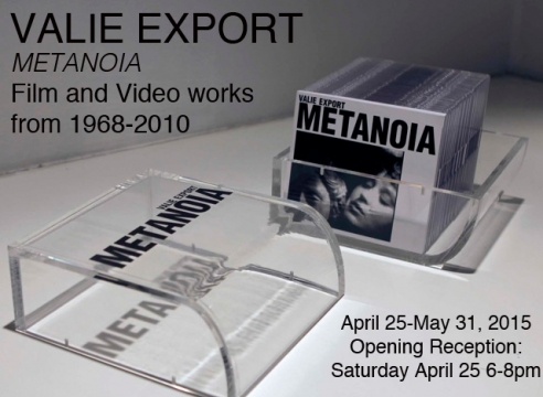 VALIE EXPORT: METANOIA