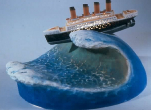 Richard Shaw: Steamship Disasters (Drawing Gallery)
