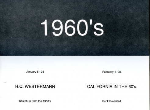 California in the 1960's: Funk Revisited