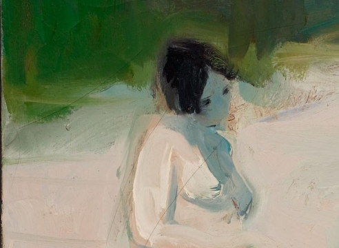 Elmer Bischoff: Working From Life
