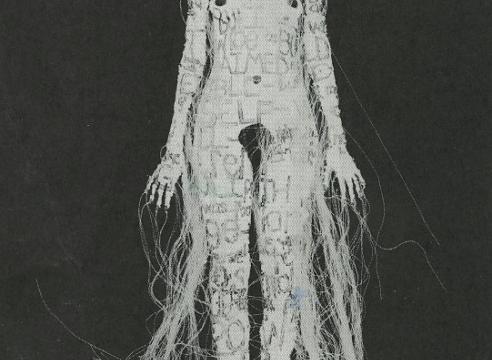 Lesley Dill: Nerves / Skin / Bones
