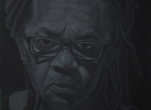 Diane Edison: Recent Portrait Drawings