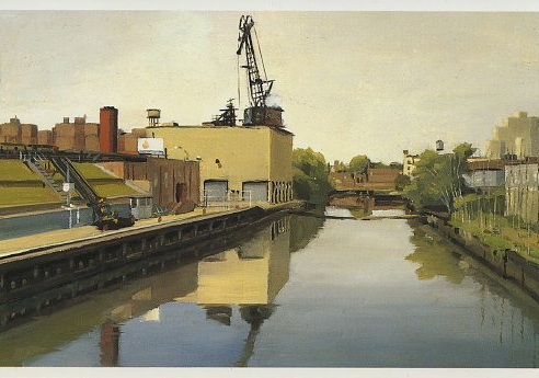 Andrew Lenaghan: Small Paintings of Brooklyn
