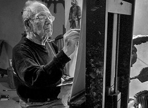 Image of Philip Pearlstein
