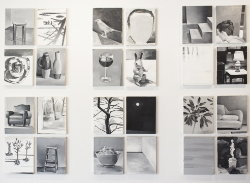 Richard Baker - Views From a Various Field
