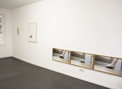 The Grass is Green - Group Exhibition
