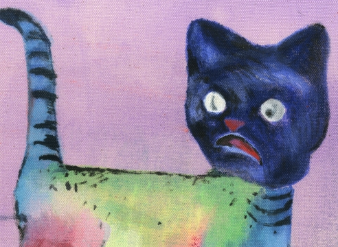 Cats + Creatures - Group Exhibition