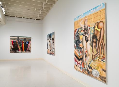 Eliabeth Malaska-installation-view-2019-russo-lee-gallery-portland-november-2019