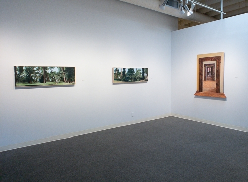 Tom Fawkes - New Work - Russo Lee Gallery - April 2019 - Installation View