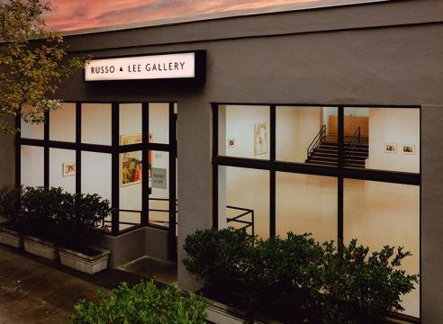 Russo Lee Gallery Exterior - November 2020